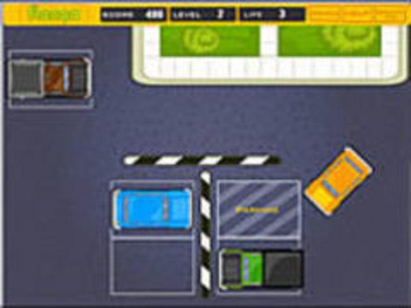 Bild zu Geschick-Spiel Expert Parking