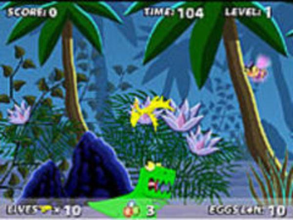 Bild zu Geschick-Spiel Dino Soars