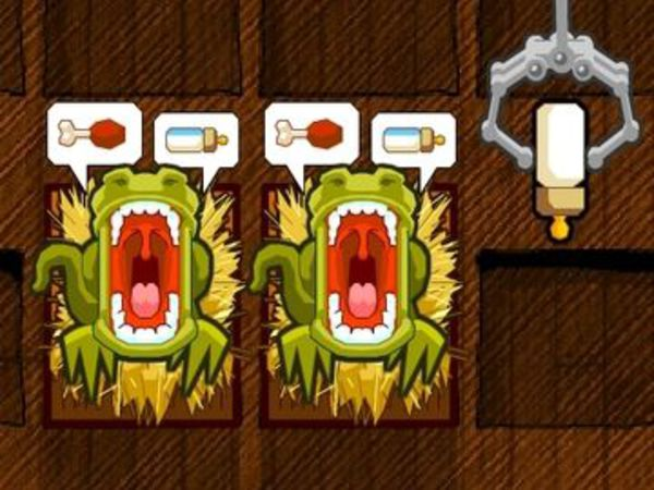 Bild zu Abenteuer-Spiel Dino Babies