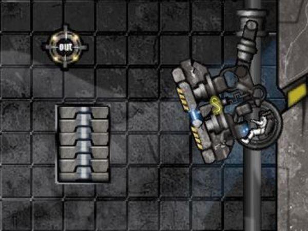 Bild zu Geschick-Spiel Core Salvage