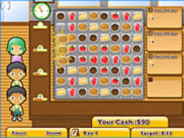 Bild zu Denken-Spiel Burgermania