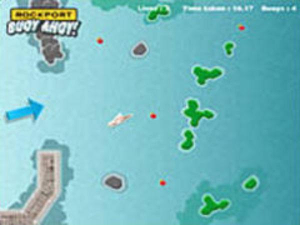 Bild zu Geschick-Spiel Buoy Ahoy
