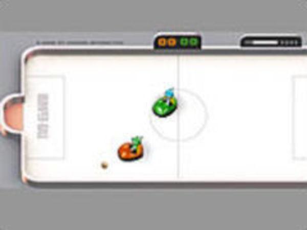 Bild zu Geschick-Spiel Bumperball