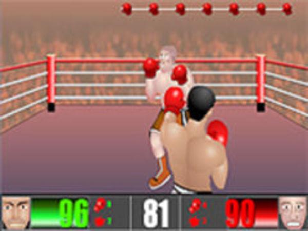 Bild zu Action-Spiel Boxer 1