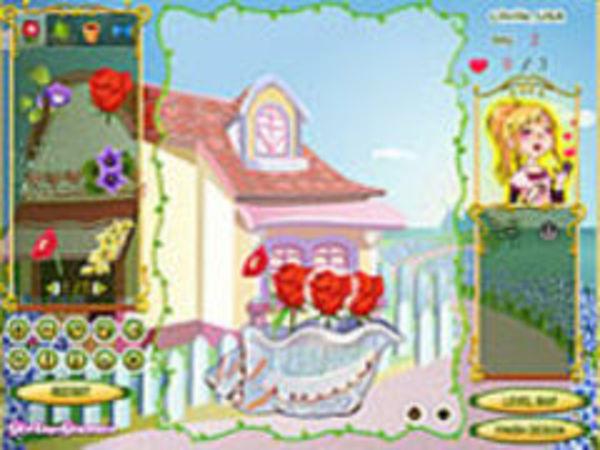 Bild zu Mädchen-Spiel Flower Design Shop 1