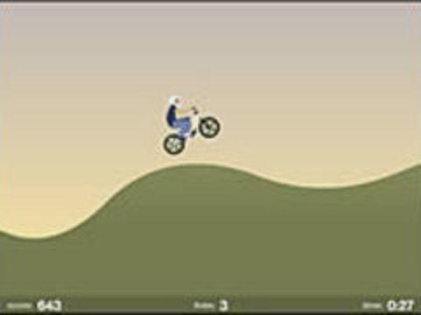 Bild zu Geschick-Spiel Bmx  Backflips 1