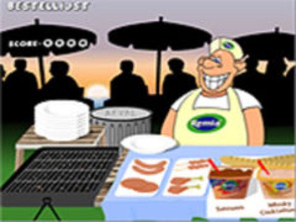 Bild zu Simulation-Spiel BBQ-Akademie