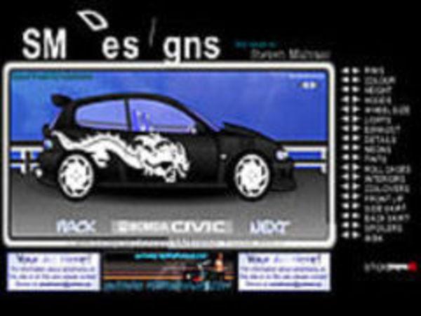 Bild zu Action-Spiel Customize Your Ride