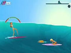Surfergirl spielen