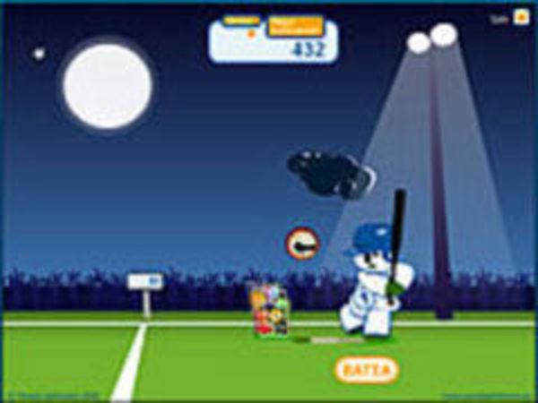 Bild zu Sport-Spiel Creepy Baseball
