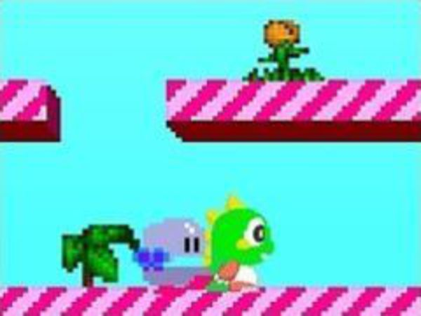 Bild zu Geschick-Spiel Bubble Bobble Revival