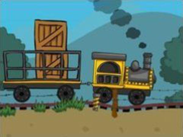 Bild zu Rennen-Spiel Coal Express
