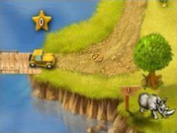 Bild zu Abenteuer-Spiel Super Safari