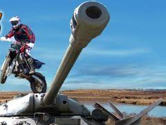 Bike Mania 5 Military  spielen