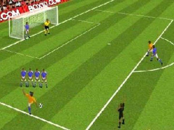 Bild zu Sport-Spiel Addicta Kicks