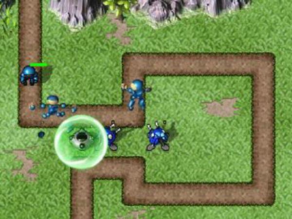 Bild zu Abenteuer-Spiel Ace Defense