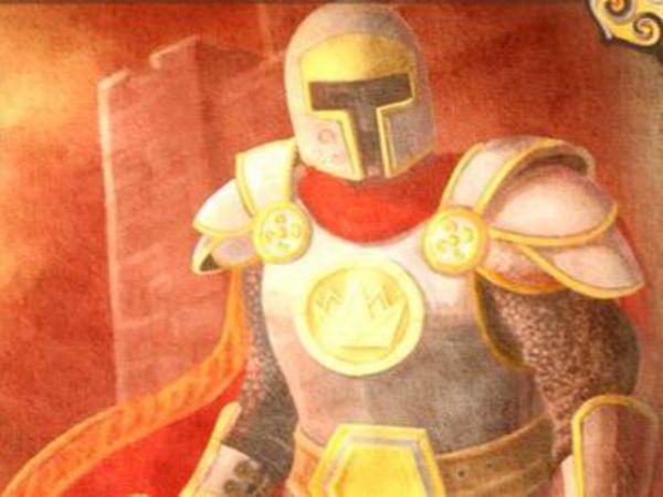 Bild zu Abenteuer-Spiel Kings Guard Trio
