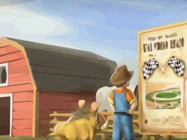 Bild zu Geschick-Spiel Kaban Racetrack