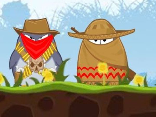 Bild zu Geschick-Spiel Cool West