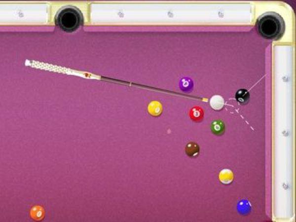 Bild zu Geschick-Spiel Deluxe Pool