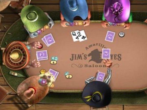 Bild zu Denken-Spiel Governor of Poker 2