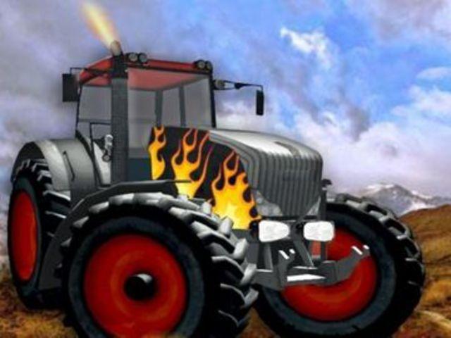 traktor hry online zdarma