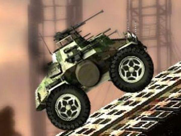 Bild zu Simulation-Spiel Army Truck