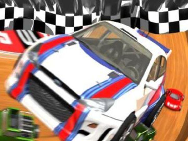Bild zu Rennen-Spiel Micro Motors