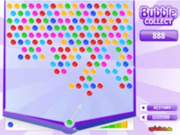 Bild zu Denken-Spiel Bubble Collect