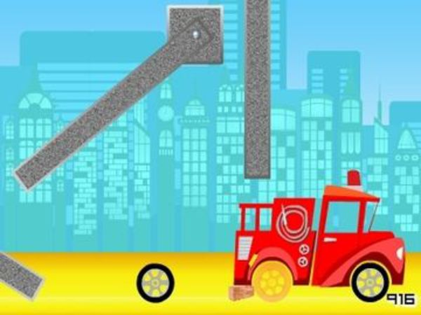 Bild zu Denken-Spiel Rollende Reifen 3
