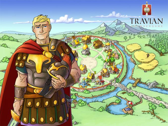 Travian Spiel