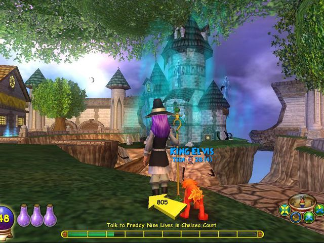 Wizard101 Screenshot 1