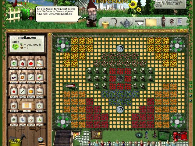 Wurzelimperium Screenshot 1
