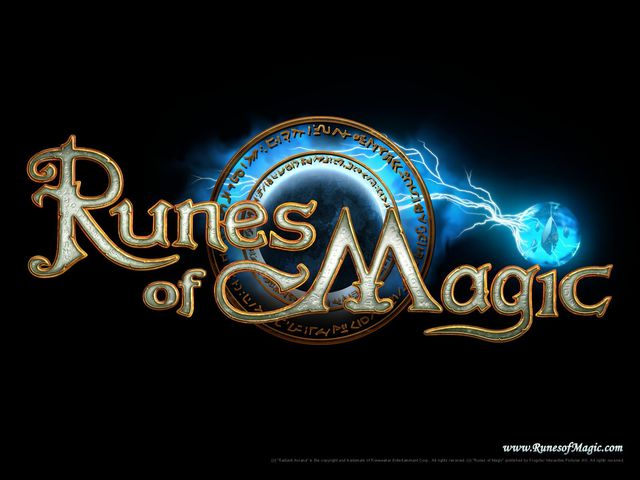 Runes of Magic Screenshot 1