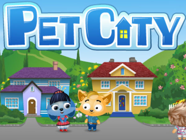 Bild zu Simulation-Spiel PetCity