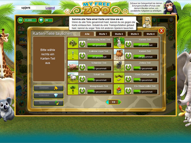 My Free Zoo Screenshot 1