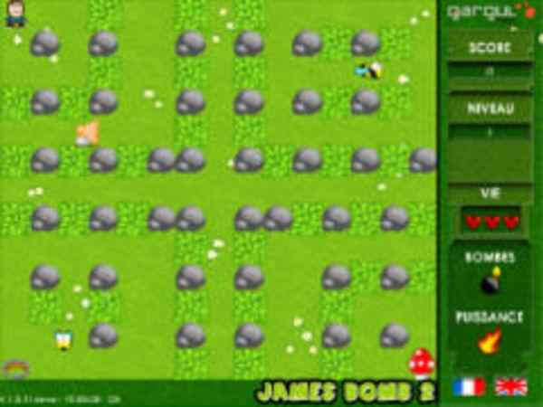 Bild zu Klassiker-Spiel James Bomb 2