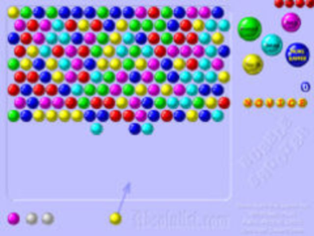 bubble shooter spielen.de