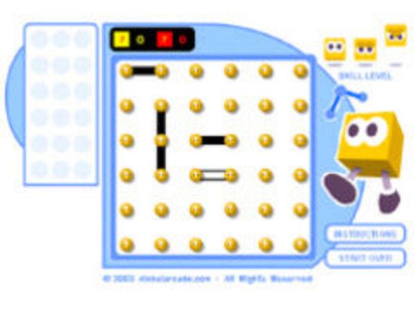 Bild zu Denken-Spiel Dots