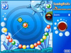 Lucky Balls spielen