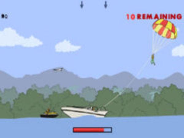 Bild zu Geschick-Spiel Parassault