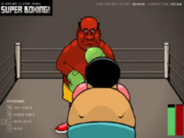 Bild zu Action-Spiel Super Boxing