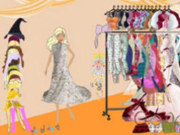 Bild zu Kinder-Spiel Party-Dress