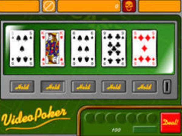 Bild zu Karten & Brett-Spiel Video Poker 3