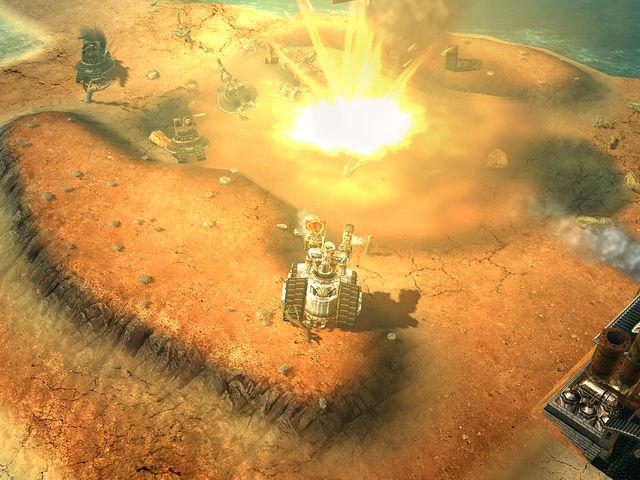 Steel Legions Screenshot 1