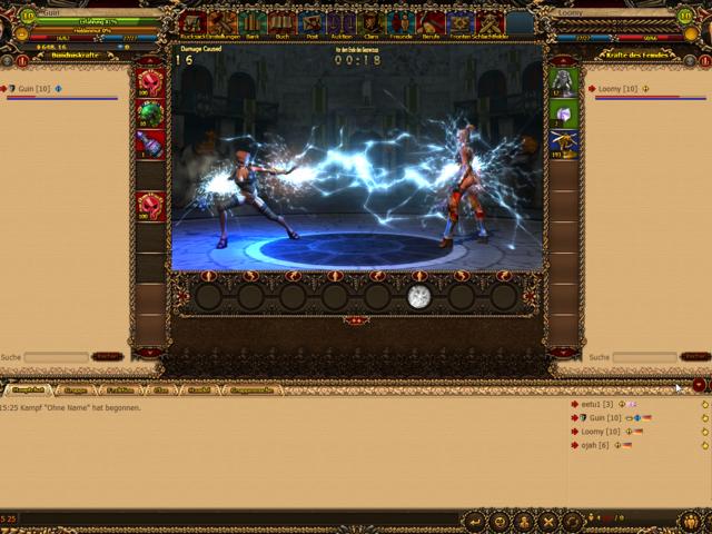 Juggernaut Screenshot 1