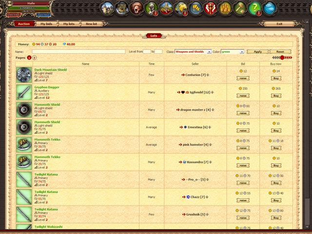 Drachenkrieg Screenshot 1