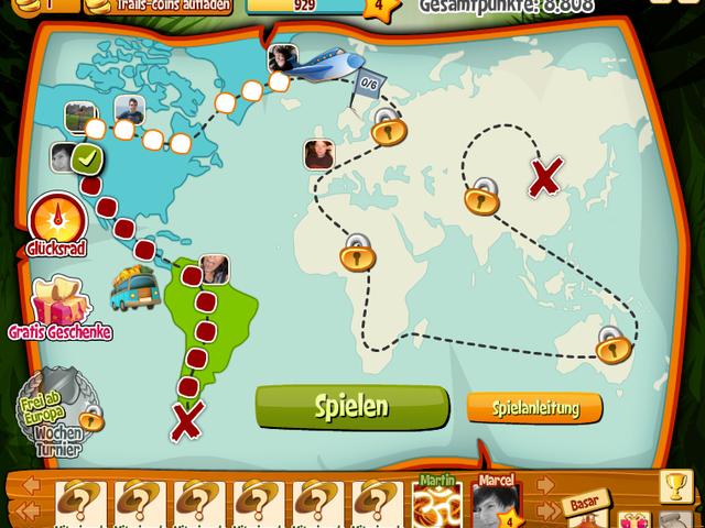 Mahjong Trails Screenshot 1