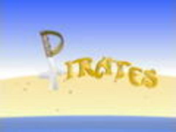 Bild zu Action-Spiel Pirates 2