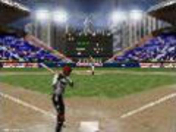 Bild zu Sport-Spiel Baseball Game
